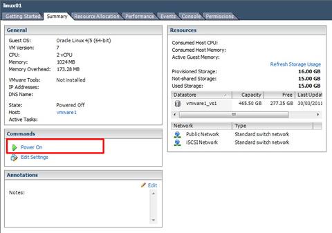 VMware - Virtual Machine